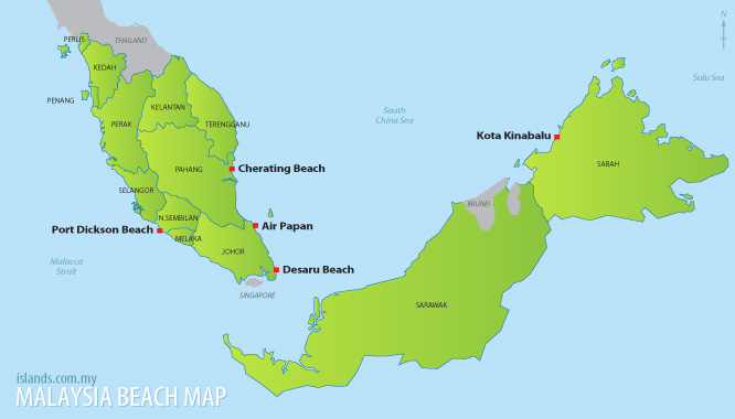 Penang island a special and